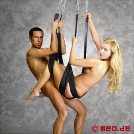 "MEO's Liebesschaukel ""de Luxe"""