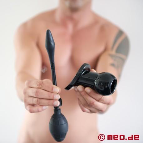 Palloncino per l'allargamento anale