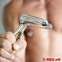 Dilatatore rettale per l'espansione anale