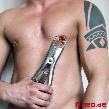 Caspar Elastrator Kit for extreme nipple stimulation