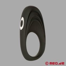 Embrace Pleasure Vibrating Silicone Cock Ring