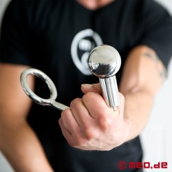 Ass Lock Cockring mit Rosettendehner