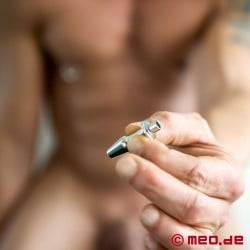 BDSM Penisplug The Opener - Penis Plug für Spezialisten
