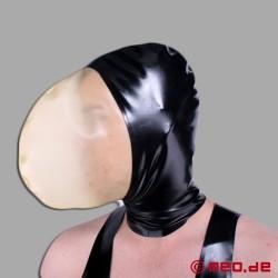Non-Oxy-Kopfmaske aus Latex - MEO