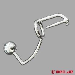 Ass-Buster : sceptre princier avec ass-lock