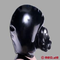 Masque à gaz gonflable