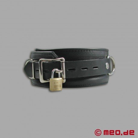 Lockable Bondage Collar San Francisco