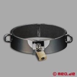 Slave Collar with D-Ring