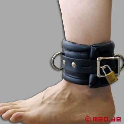 Lockable Ankle Restraints BLACK BERLIN