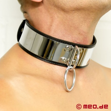 Made to play hard: Bondage Collar