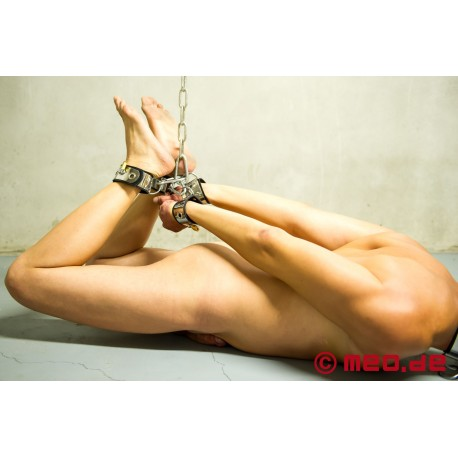 Made to play hard: Bondage Ankle Restraints