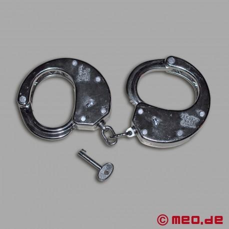 Clejuso Polizei Handschellen Nr. 13 -schwer-