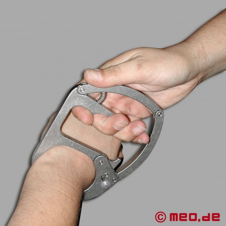 Collector's Item: Bondage Calipers / German Come Along