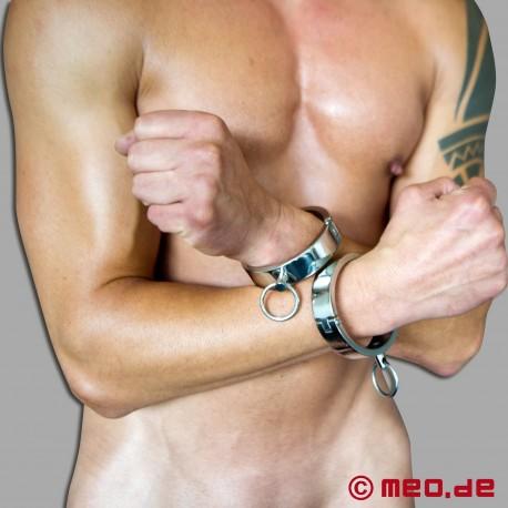 BONDO - Stainless steel handcuffs