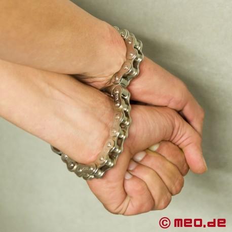 Französische Vintage Handschellen