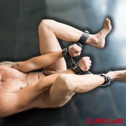 Bondage Combination Hog Tie Restraint