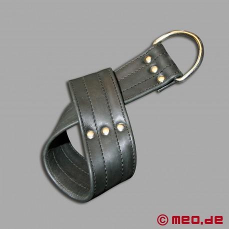 Menottes / Liens de suspension en cuir