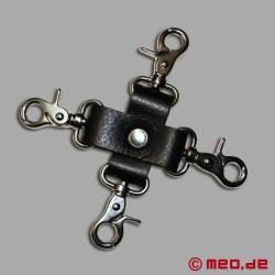 MEO's Selfbondage Hog Tie Assistant