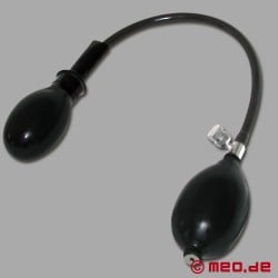 Extreme Inflatable Ball Gag