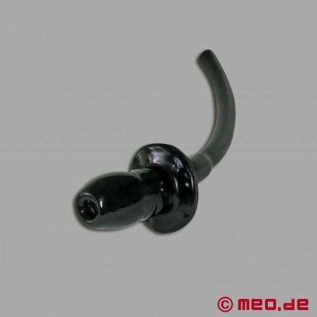 Tappo con tubo flessibile