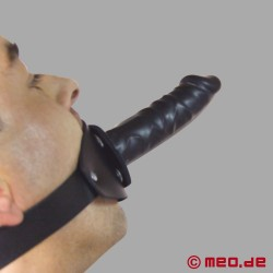 Good Fuck Mouth Mask with Dildo