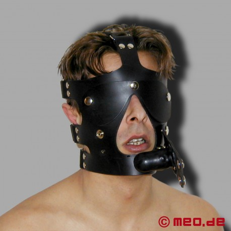 Dildo Gag Face Harness