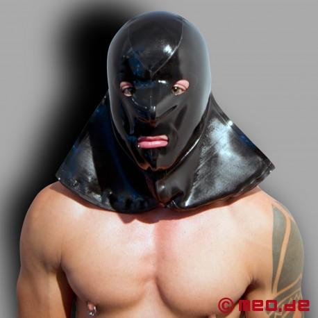 Maschera d'isolamento in lattice