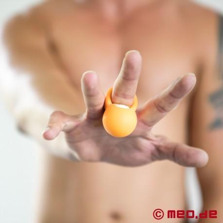 """Vibrateur pour le gland """"Finger Orb"""""""