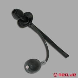 Schlauchknebel - Aufpump-Plug mit Schlauch