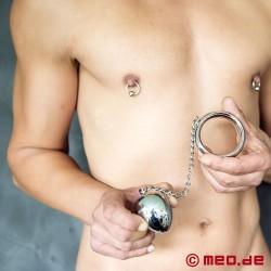 Blocco del culo flessibile con catena – Ass Lock