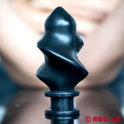24/7 Anal Lock Spindle Buttplug - Analplug
