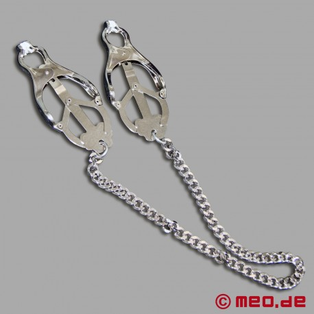 Japanese Clover Clamps Nipple Clamps