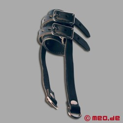Buckle-On Ball Harness / Parachute Ball Stretcher