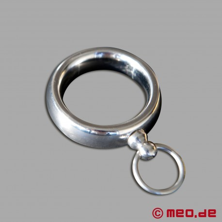 Cockring Bondage avec anneau CAZZOMEO