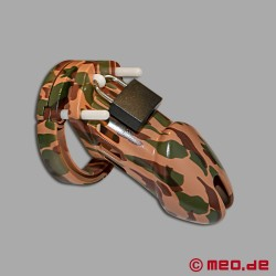 Collier de chasteté CB-6000 - MILITARY