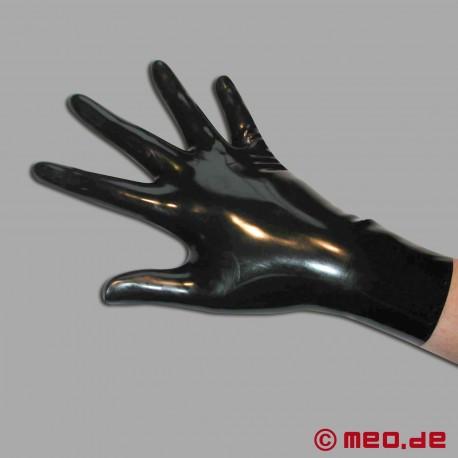 Latex gloves - short