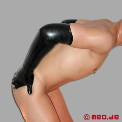 Gants en latex - extra-longs