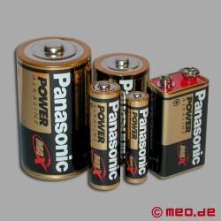 Batterien von Panasonic / Mono (LR 20)
