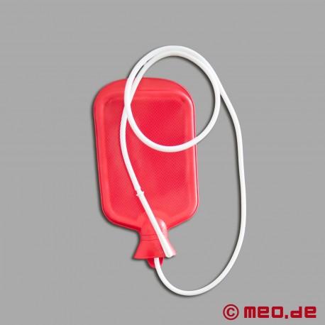 Enema Kit - Gummiflaschen-Irrigator mit Zubehör MEO ®