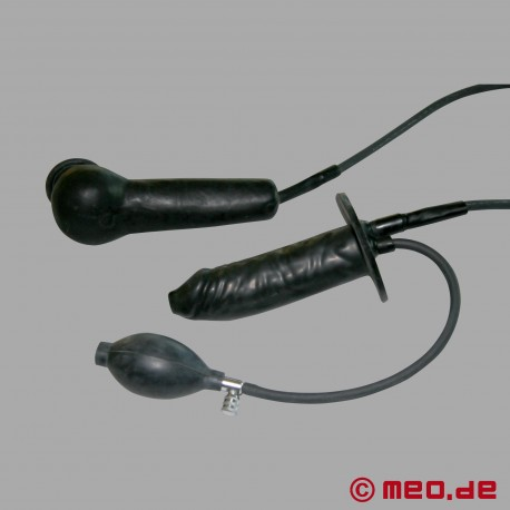 Watersport Enema Dildo MEO®