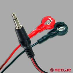 Anschlusskabel für Elektrosex Eichel-Stimulator