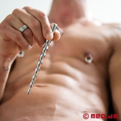 Cock Stuffer Training Stick Penis Plug