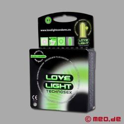 Kondome Love Light 3er Pack