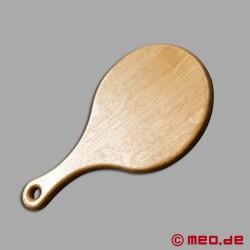 HURTME : Large Round Oak Paddle