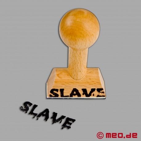 Marquage d'esclave / Tampon Tatouage SLAVE