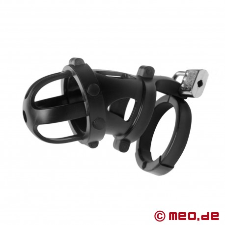 NoPacha 6900 - Locking Chastity Device