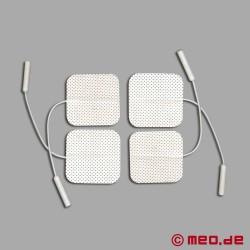 Électrodes adhésif