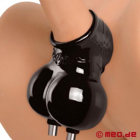 Electro Sex Sack Sling – per la Stimolazione Elettrica dei Testicoli