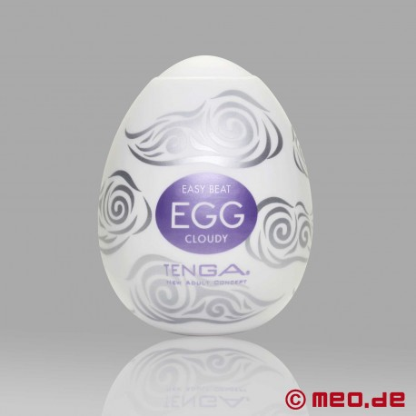 Tenga - Egg Cloudy (6 Pieces)
