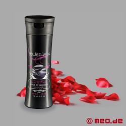 Huile de massage Voulez-Vous... feuilles de rose